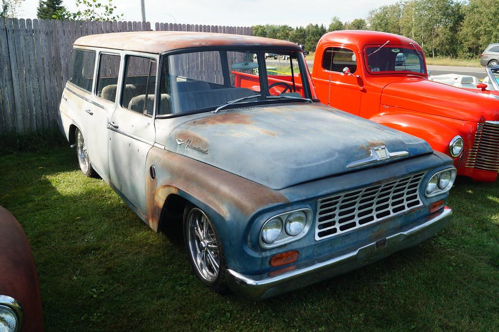 Car Show 2015 >> 1962 International Harvester 100 Series Travelall | 28th Ann… | Flickr