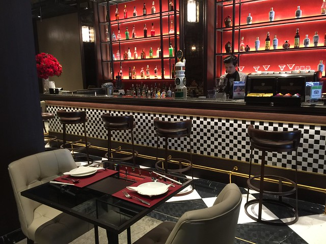 Shanghai Mansion o el mejor Dim Dum de Bangkok