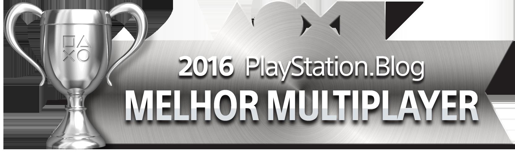 Melhor Multiplayer - Prata