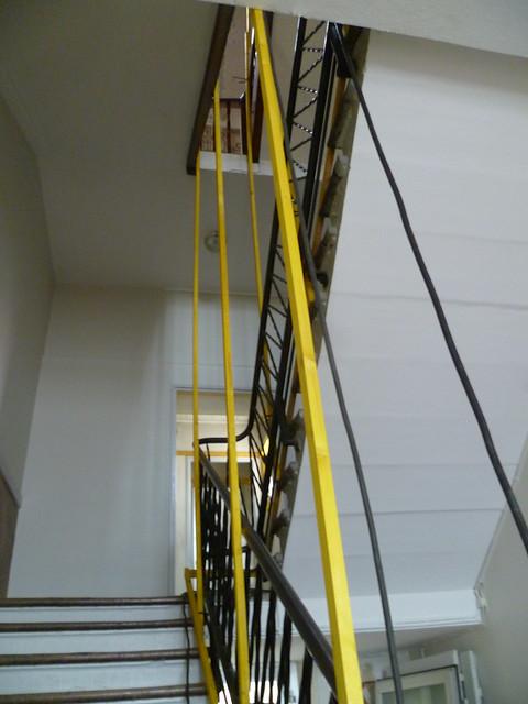 Rénovation Mairie - Préparation chantier en vue du Désamiantage