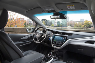 Opel Ampera-e am Start