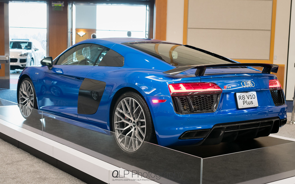 Dsc 5234 2017 Audi R8 V10 Plus In Ara Blue Crystal