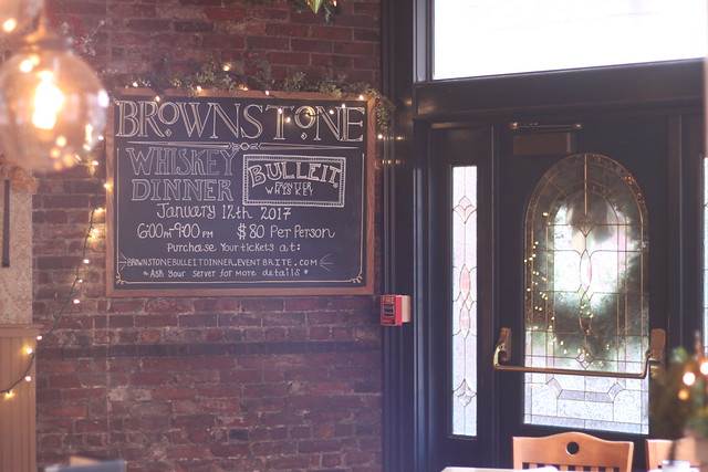 Brownstone brunch