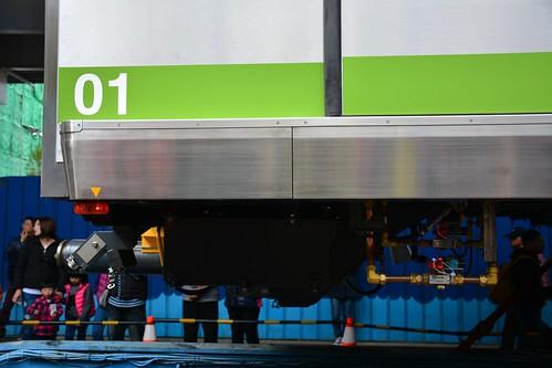 台中捷運綠線電車:車尾編號
