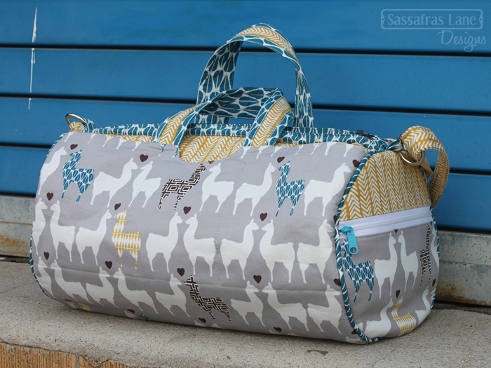 Bubba Bowling Bag - Sassafras Lane Designs