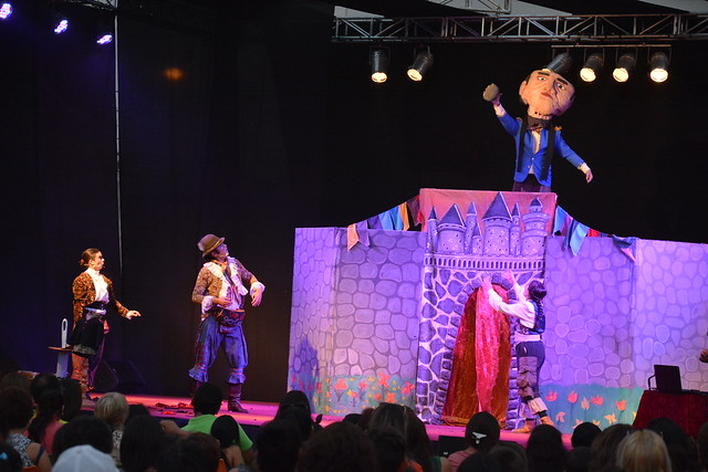 Festival de Teatro El Bosque: El Sastrecillo Valiente