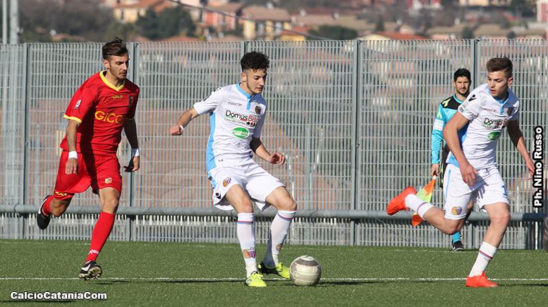 Berretti, Casertana-Catania 1-1: sesta rete di Davide Di Stefano
