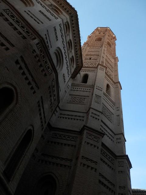 Alta torre mudéjar