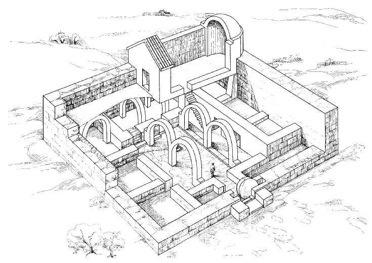 Khirbet-el-Kiliya-reconstruction-byzantine-period-j15-1