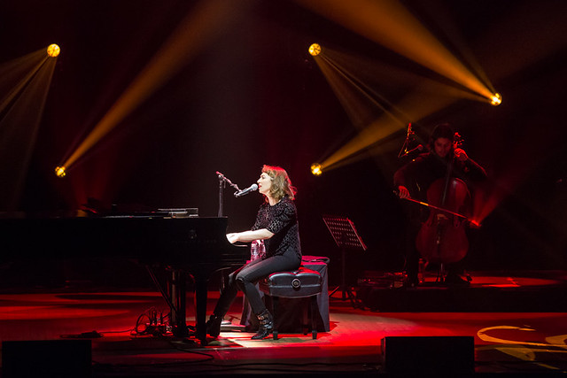 Regina Spektor @ DAR Constitution Hall, Washington DC, 03/14/2017