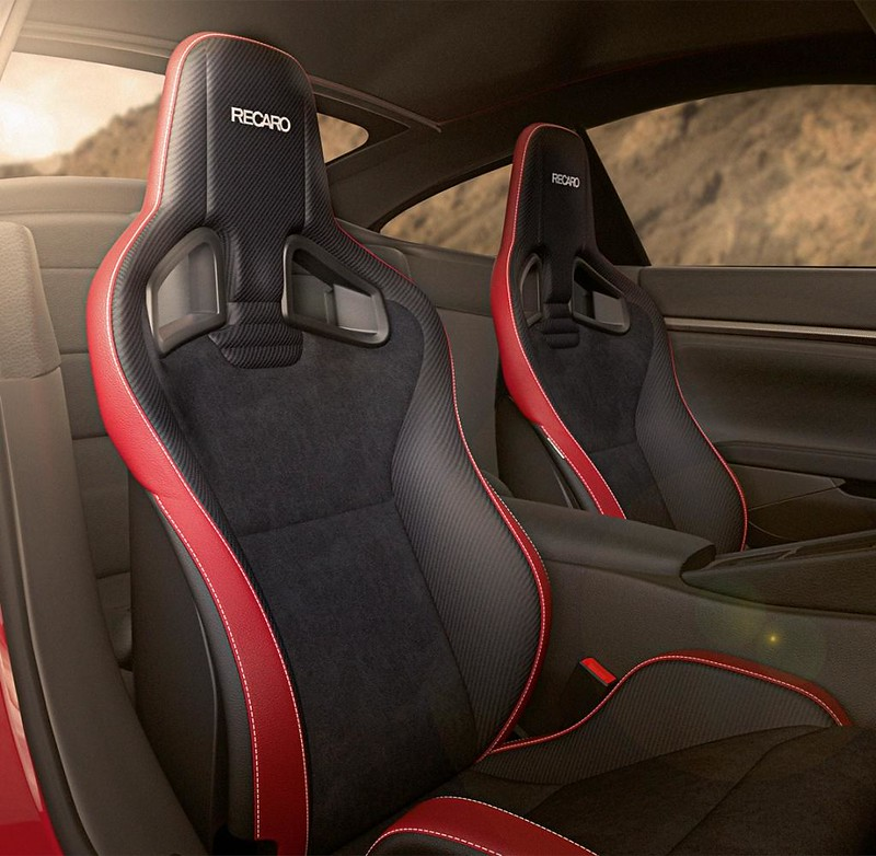 limited edition recaro sportster cs seat performance edition. Black Bedroom Furniture Sets. Home Design Ideas