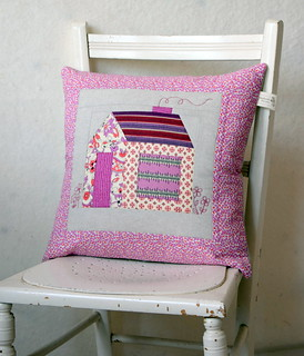 Schoolhouse Cushion | by Just Jude Designs