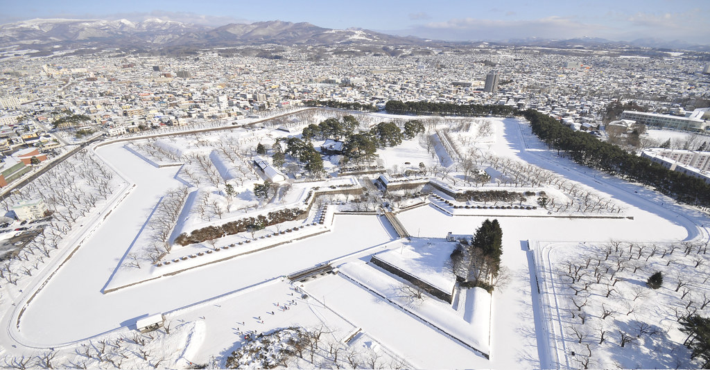 HAKODATE: 7 Awesome Places You Should Visit in Hakodate, Hokkaido!