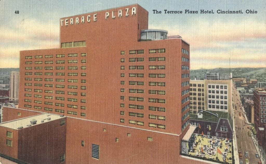 Terrace Plaza Hotel - Cincinnati, Ohio