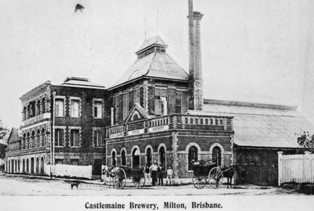 Side_view_of_Castlemaine_Brewery_in_Milton,_Brisbane_1901