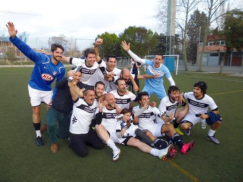 Rossini Golmayo Campeón