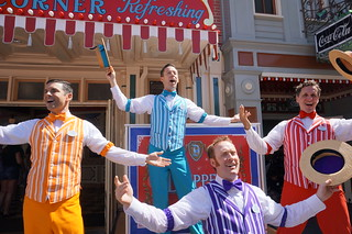 The Dapper Dans | by Disney, Indiana