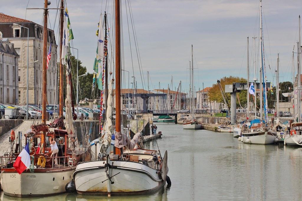 Le port de plaisance de rochefort est le premier port fluv flickr - Port de plaisance de rochefort ...