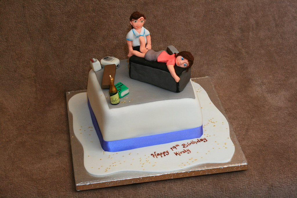 Physiotherapist Cake Eldriva Flickr