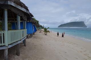 Praia Lalomano, Samoa