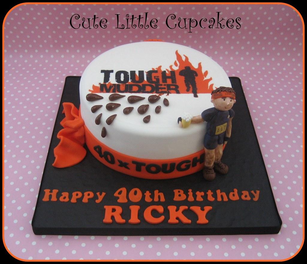 Tough Mudder Birthday Cake Heidi Stone Flickr