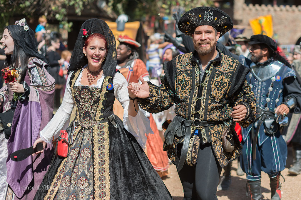 Renfest Parade | by Ron Scubadiver's Wild Life