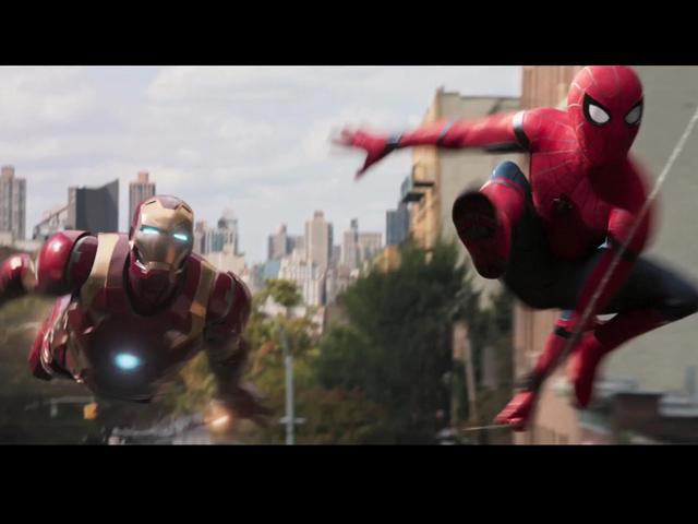 鋼鐵人與蜘蛛人一起出動!《蜘蛛人:返校日》首款預告公開!