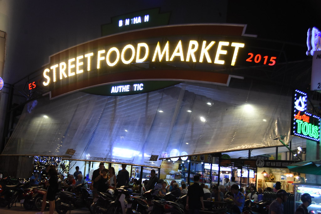 Saigon Street Food Banh Bot Gao