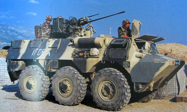 Les F.A.R. en Bosnie  IFOR, SFOR et EUFOR Althea 32095096734_cbd63bb06b_o