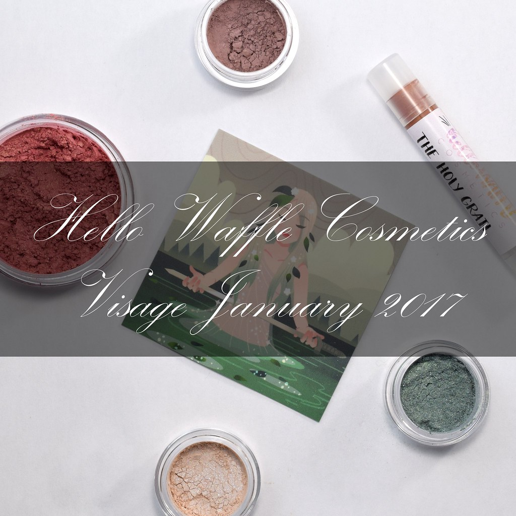 Hello waffle visage January 2017 review