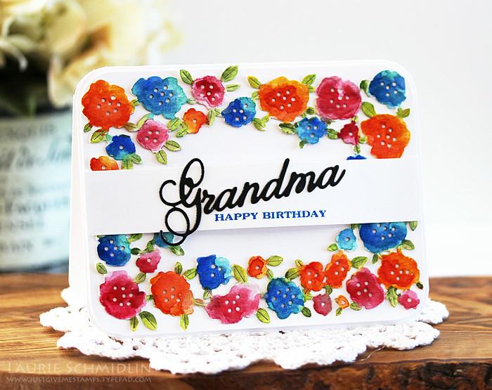 Grandma by Laurie Schmidlin
