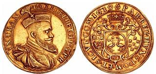 Transylvanian Gold 10 Dukát
