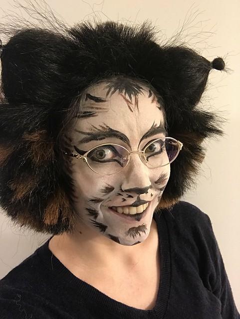 MEOWexander Hamilton Trial Makeup
