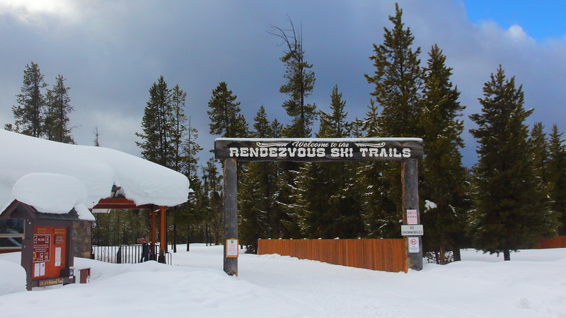 IMG_0806 Rendezvous Ski Trails, Gallatin National Forest