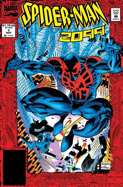 Spider-Man 2099 v1