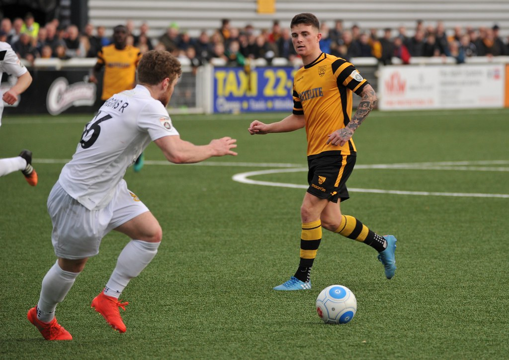 Maidstone United v Southport 356
