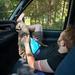 "Tyler Relaxing in Truck after reading ""Flow"" Aloud"