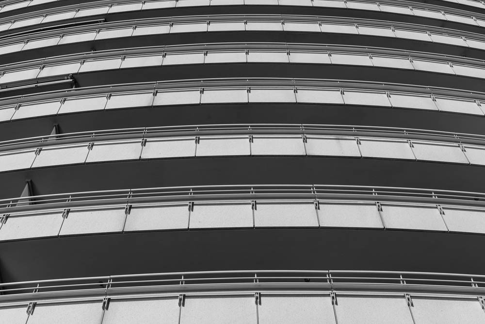 Toaster Balconies Circular Quay Sydney New South Wales