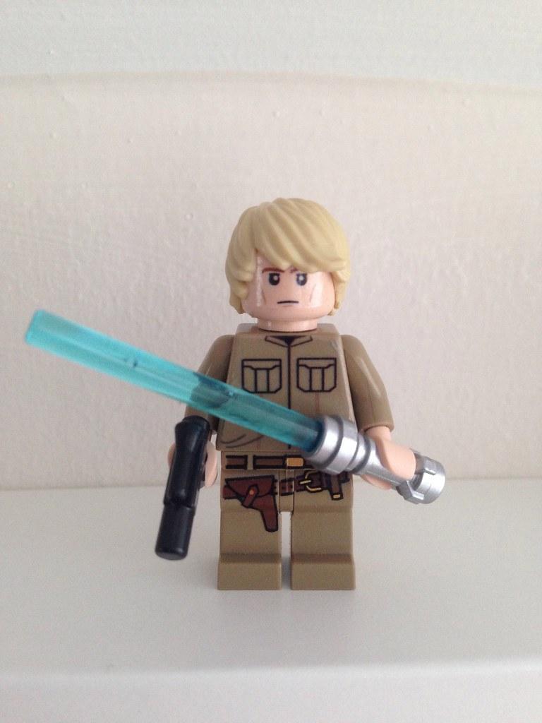 Lego Star Wars Custom Luke Skywalker Cloud City Bespin | Flickr