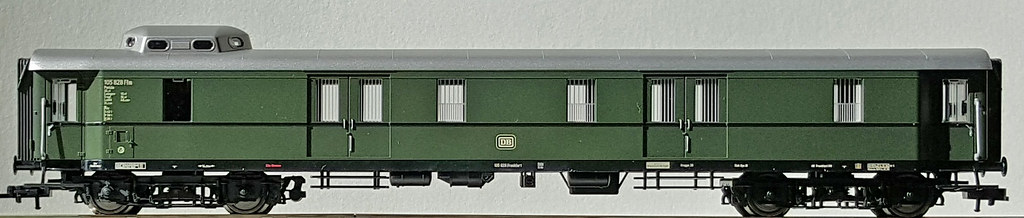 Fleischmann Pw4üe-35 DB Ep. III