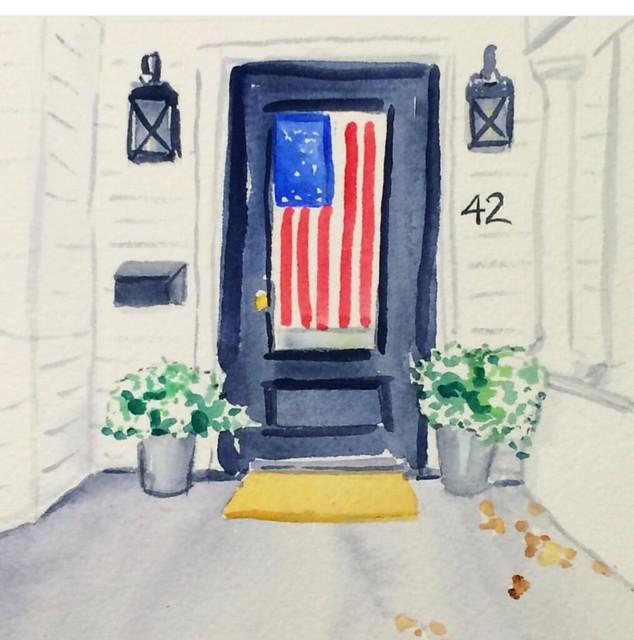 Veterans Day by Jeanne McKay Hartmann