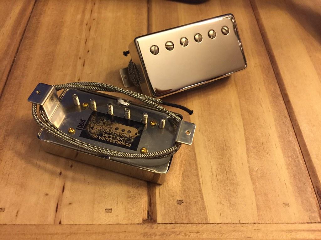 New Pickup Day Wolfetone Dr Vintage My Les Paul Forum Humbucker Wiring Challenge Mylespaulcom Img
