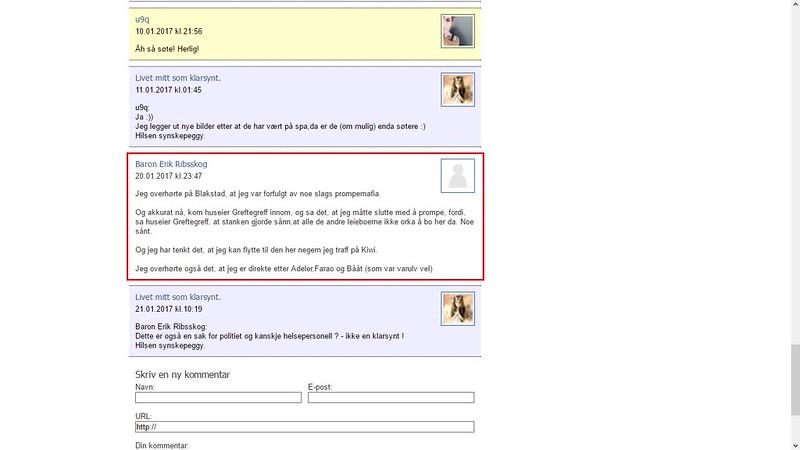 nettmobbing 23 januar 2