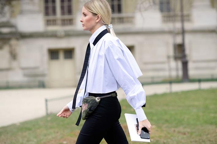 street style paris fashion week oufit accessories fashion trend1