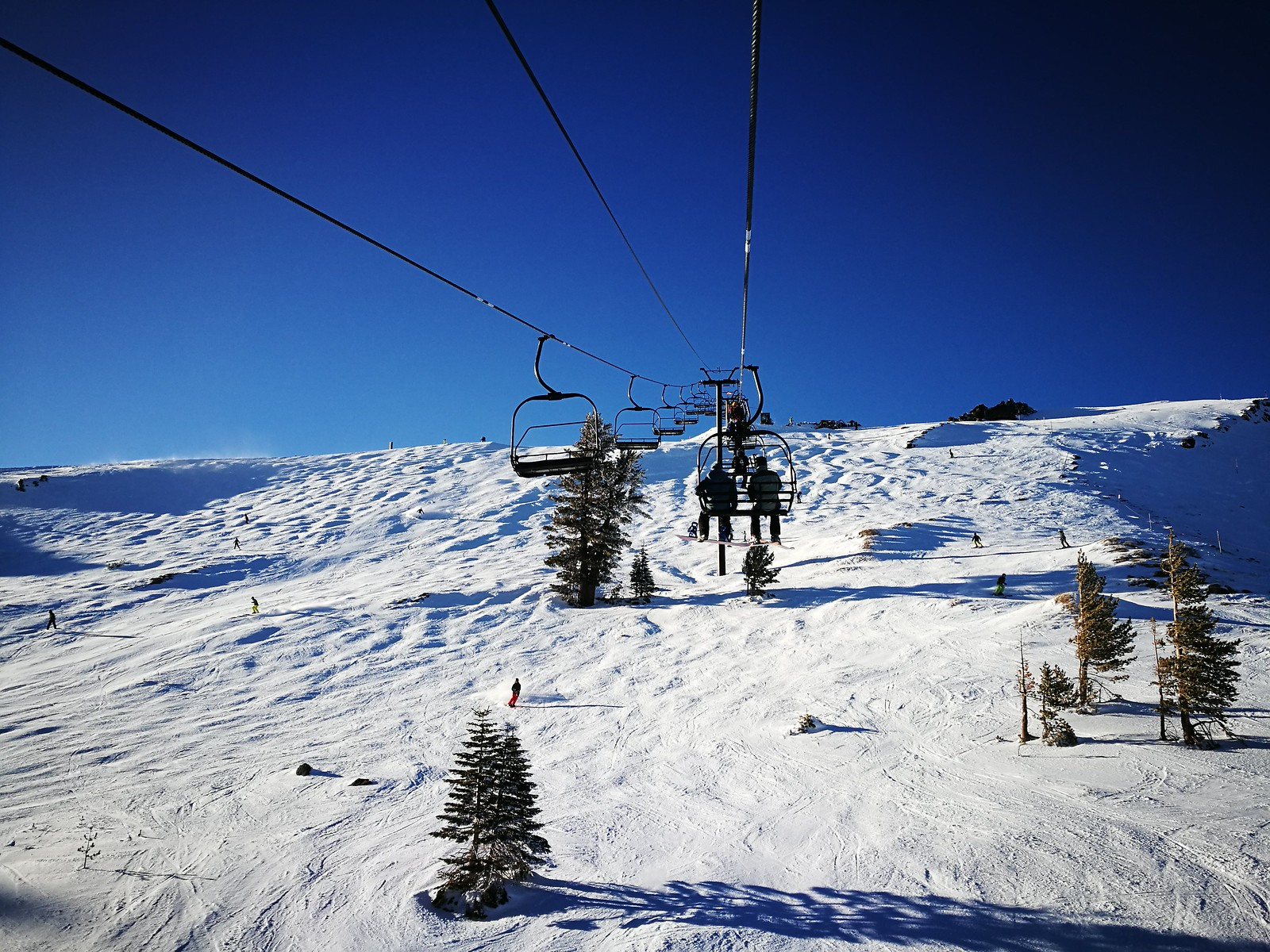 Emigrant chairlift