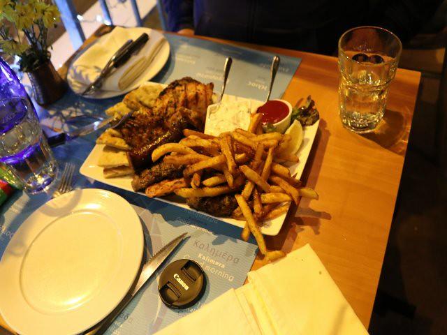 mancare restaurant greces 1 Hong Kong obiective turistice