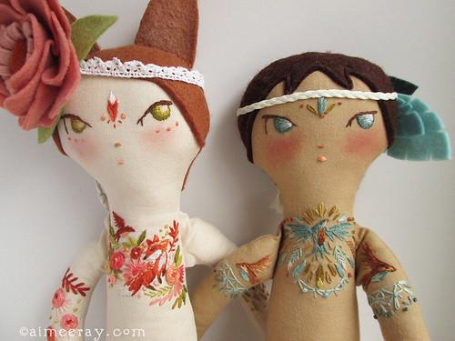 tess and maia
