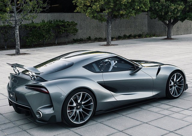 Toyota FT-1 Graphite Concept 2014 4