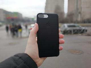 Снимок с Huawei Mate 9 имитирующий диафрагму F0,95