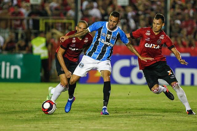 Brasil-Pel x Grêmio 15/03/17